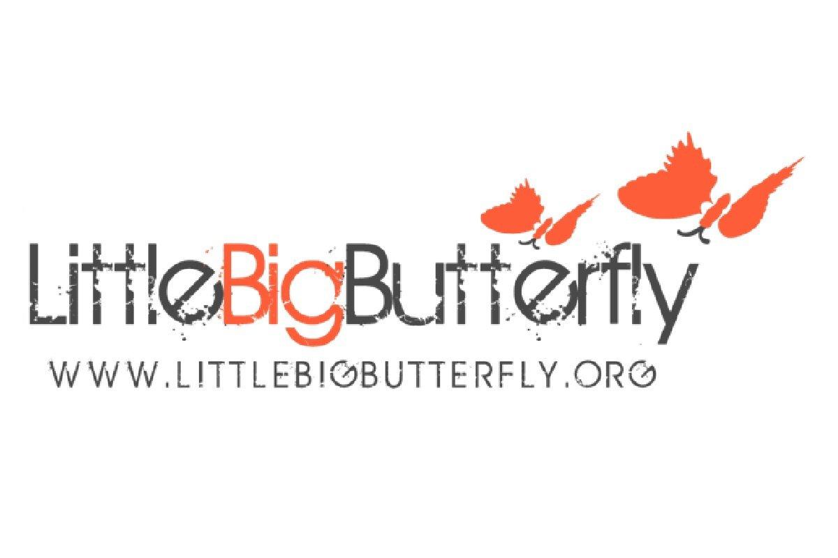 Little Big Butterfly logo