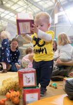 Museum Mice (mixed under 5's session)
