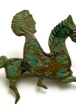 Horse brooch found at Arbeia