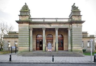 The Shipley Art Galley