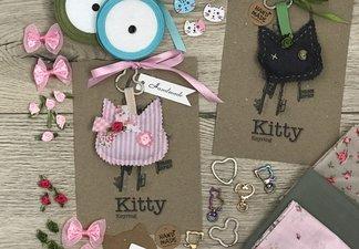 Cat keyrings