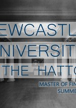 Newcastle University Master of Fine Art Degree Show 2018