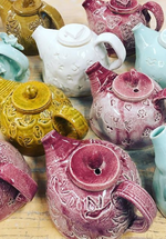 Teapot making workshop