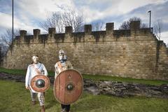 2 Roman soldiers