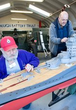 Heugh Battery Museum Volunteers