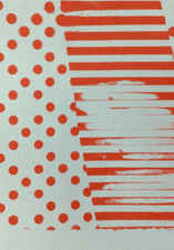 An image of a screen print