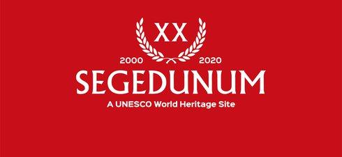 Segedunum Top 20 logo