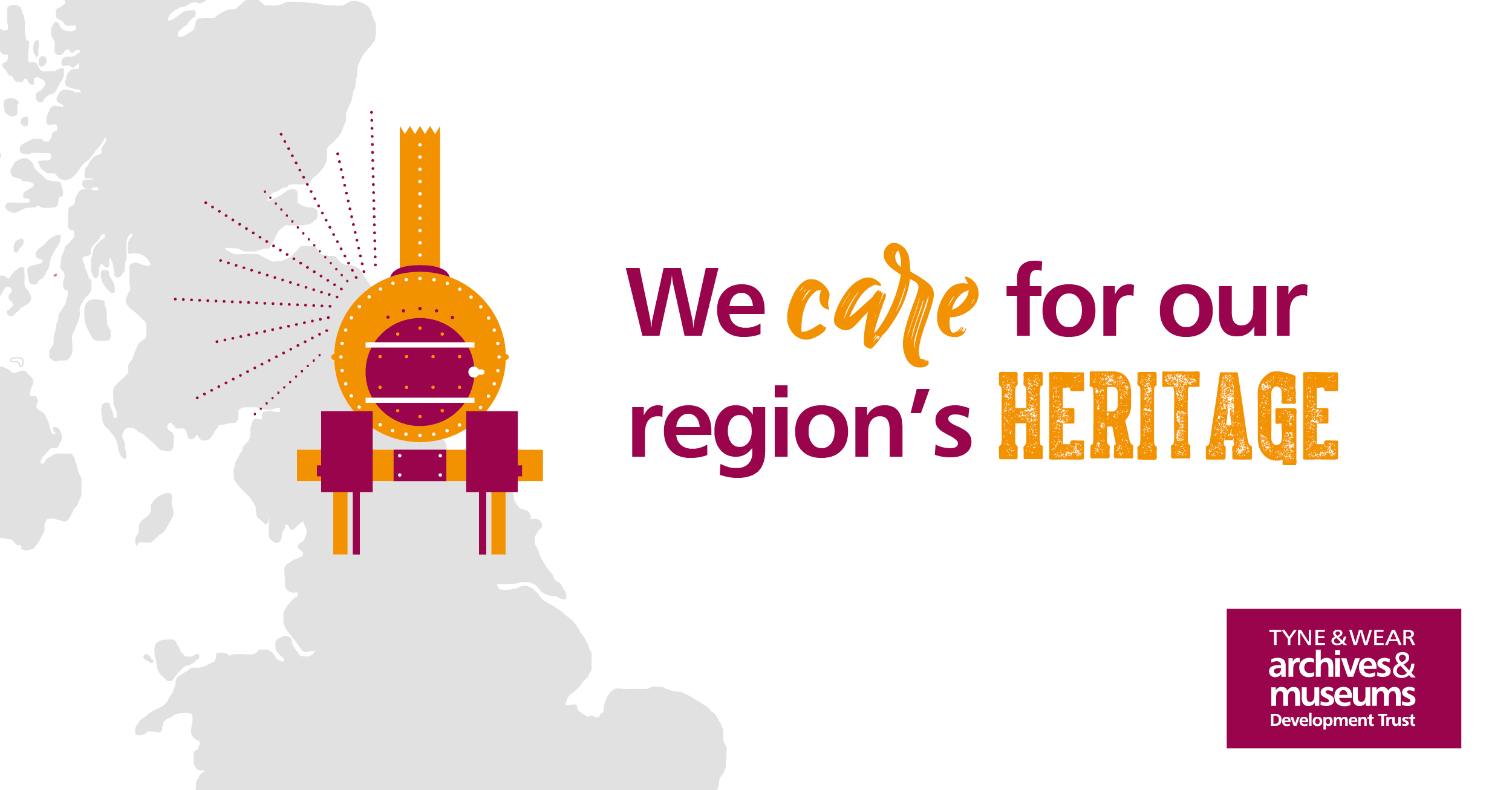 We care for our region's heritage