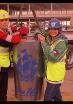 Blue Peter Millennium Time Capsule