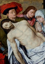 A painting called The Lamentation