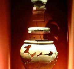 Fragmented Roman pots