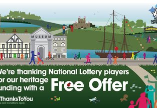 National Lottery thank you week