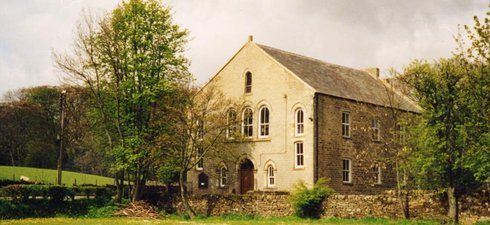 Weardale Museum at High House Chapel